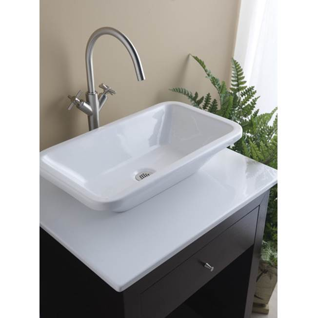 Barclay Wall Mount Bathroom Sinks item 4-640WH