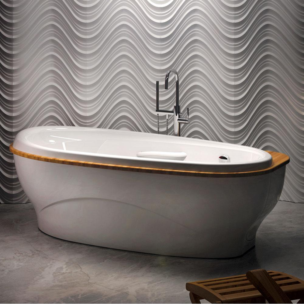 Bain Ultra Free Standing Air Bathtubs item AYOURA 7238