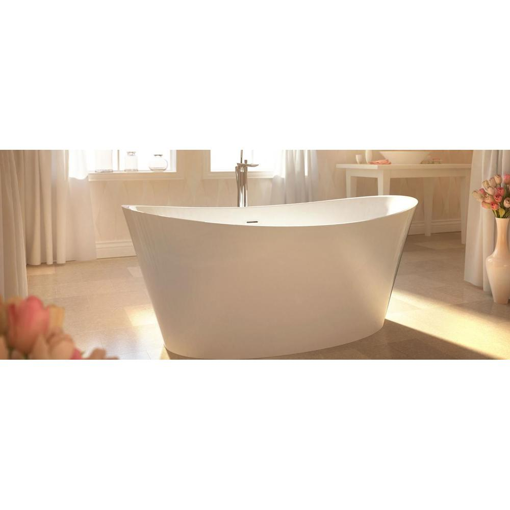 Bain Ultra Free Standing Air Bathtubs item EVANESCENCE OVAL 6636 Theatre Stage