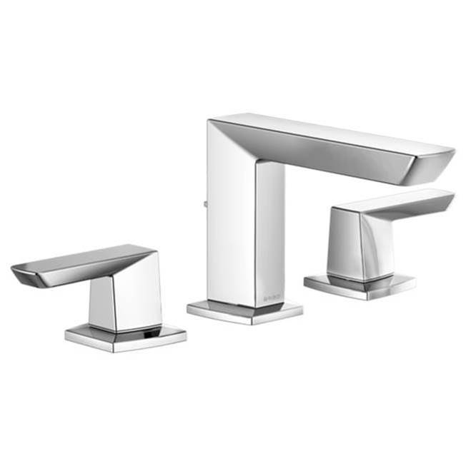 Brizo Widespread Bathroom Sink Faucets item 65388LF-PC-ECO