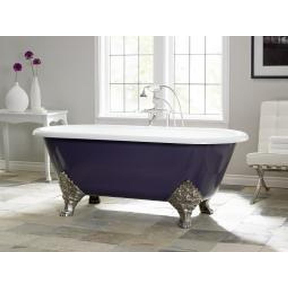 Cheviot Products Clawfoot Soaking Tubs item 2160-WC-6-PB