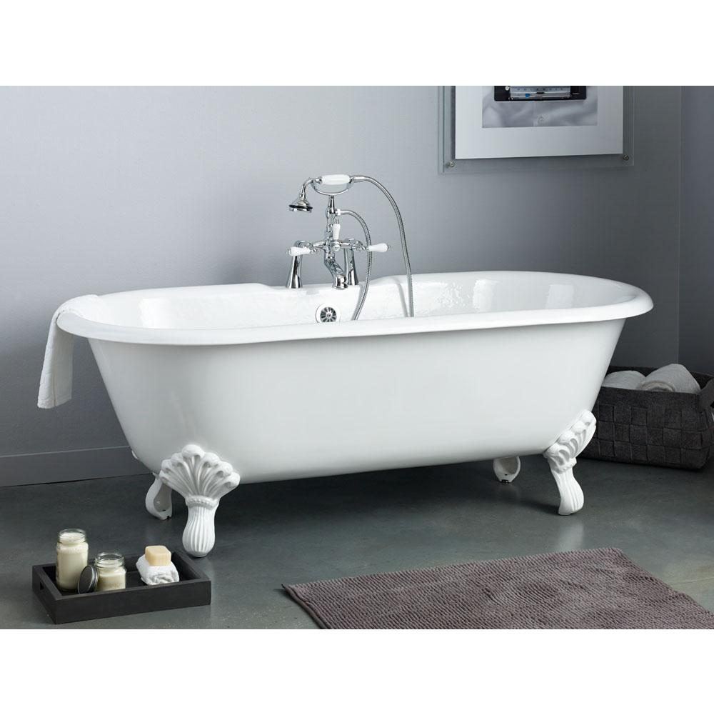 Cheviot Products Clawfoot Soaking Tubs item 2168-WW-0-BN
