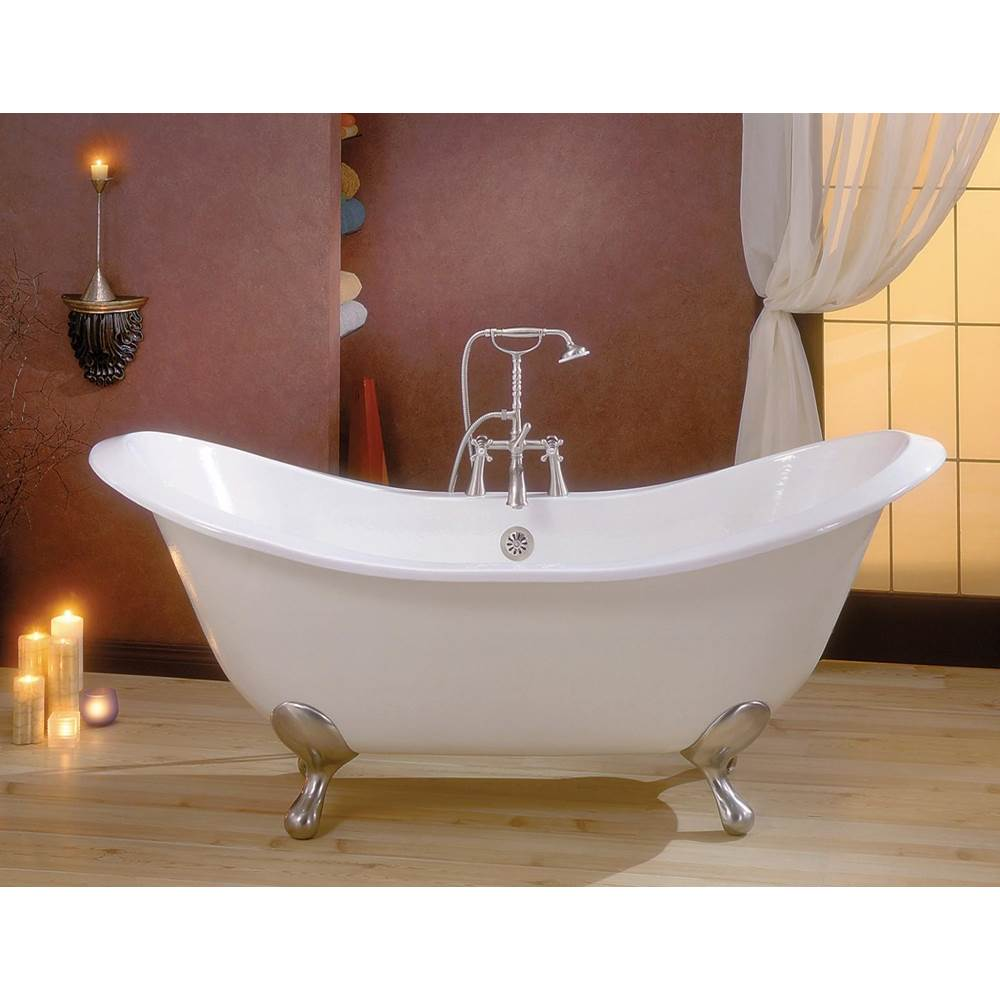 Cheviot Products Clawfoot Soaking Tubs item 2166-WC-PB-0