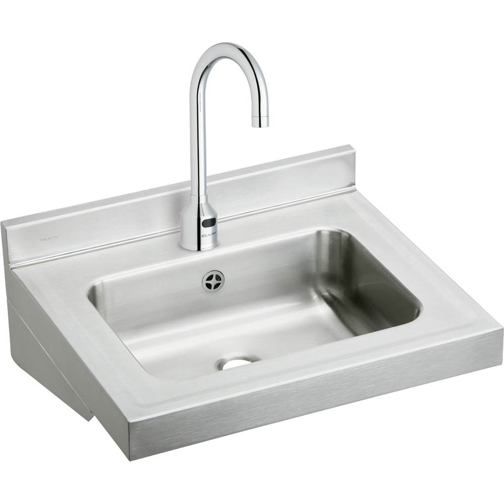 Elkay Wall Mount Bathroom Sinks item ELVWO2219SACTMC