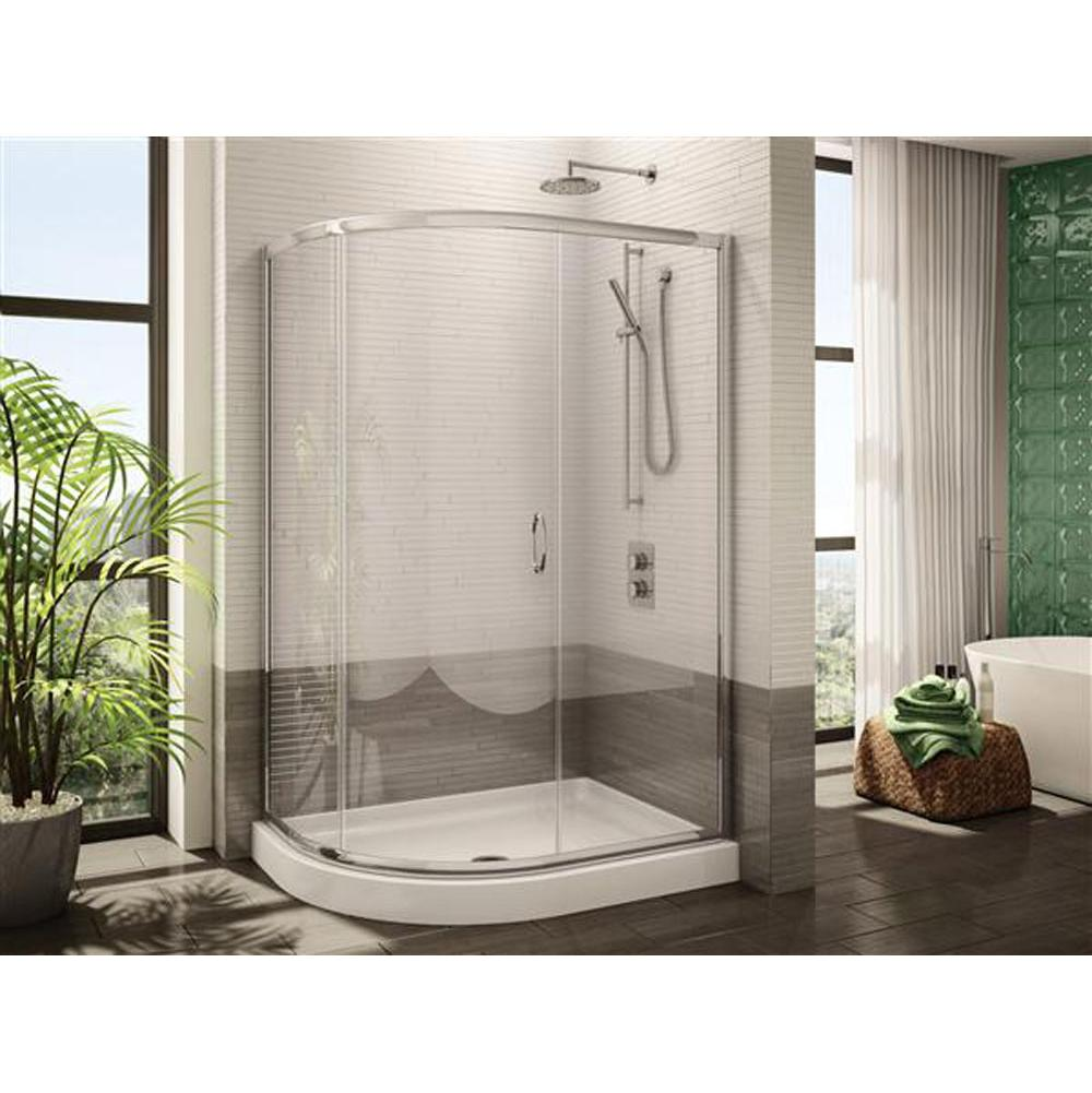 Fleurco Corner Shower Doors item FA483-25-40