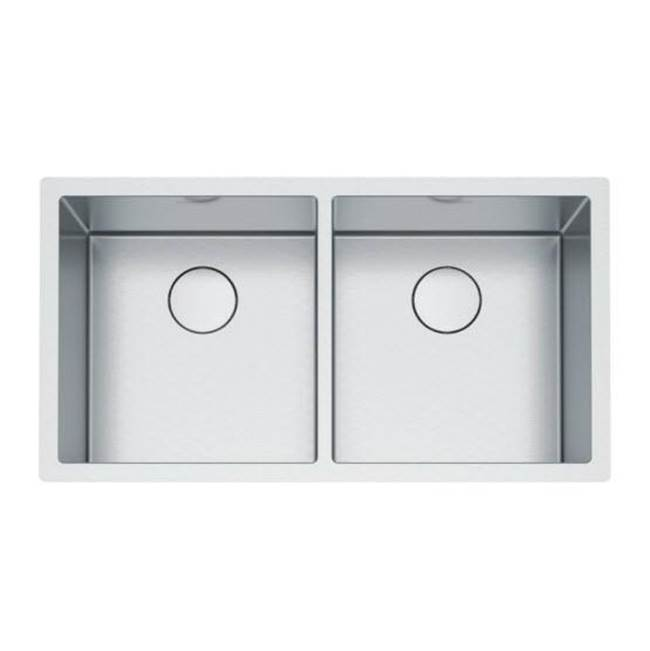 Franke Undermount Kitchen Sinks item PS2X120-16-16