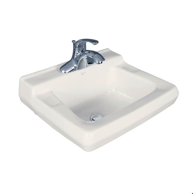 Mansfield Plumbing Wall Mount Bathroom Sinks item 191714300
