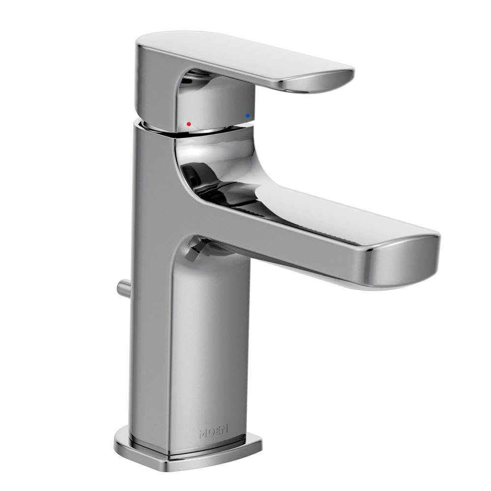 Moen Faucets Bathroom Sink Faucets Single Hole Rizon | SPS Companies ...