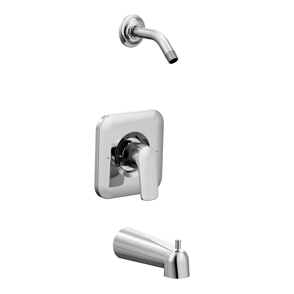 Moen Showers Tub And Shower Faucets Chromes | SPS Companies, Inc ...
