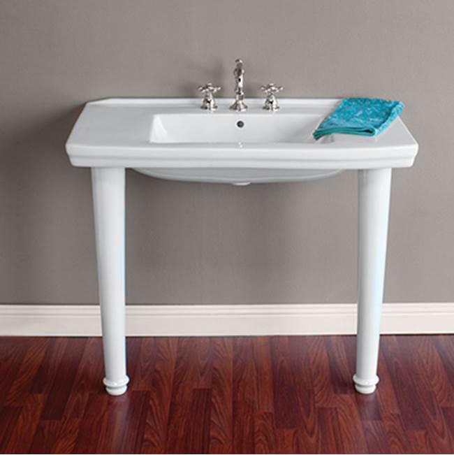 Sinks Bathroom Sinks Floor Standing SPS Companies Inc Bismarck - Bathroom sink companies