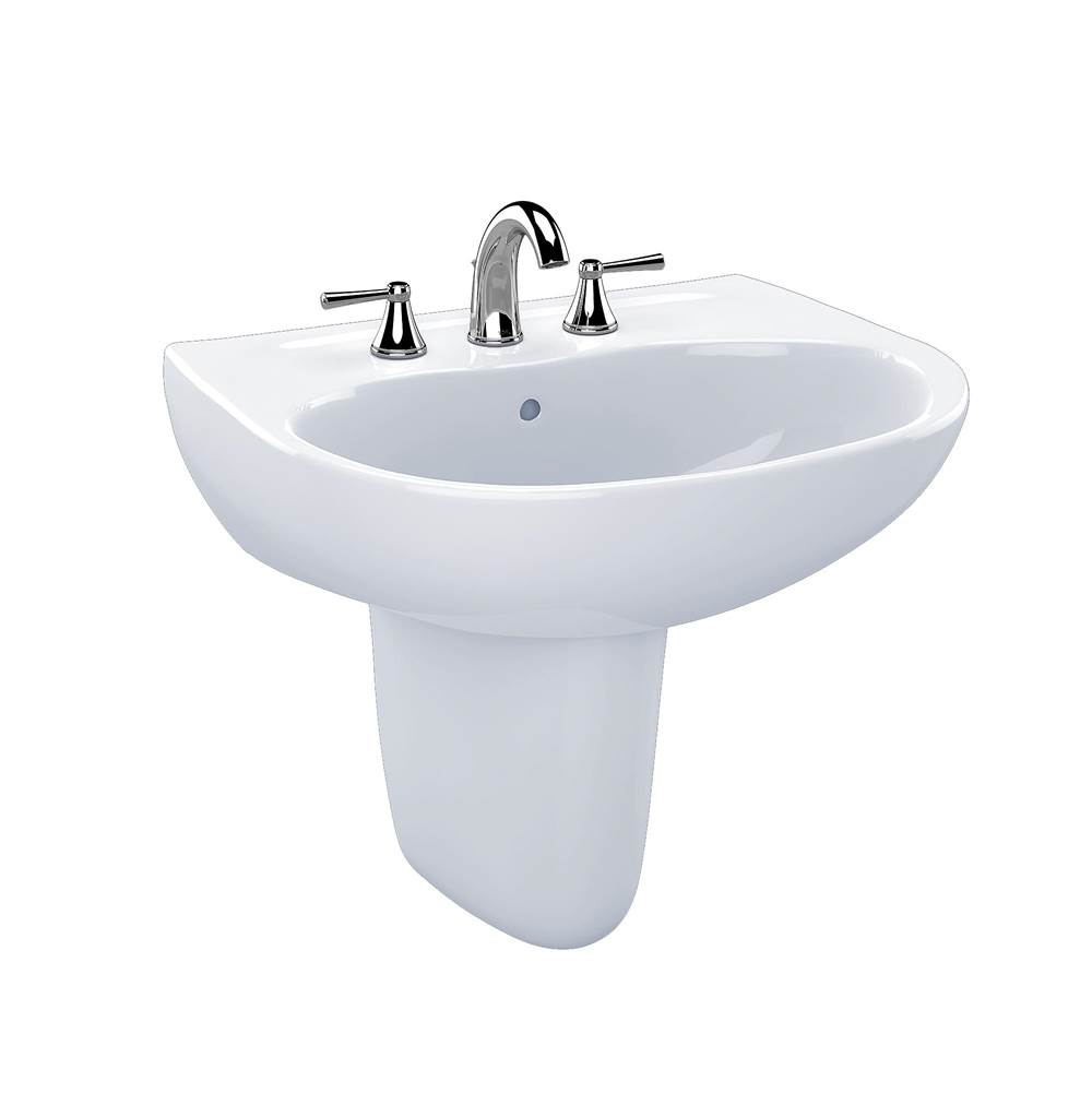 Toto Wall Mount Bathroom Sinks item LHT241.4G#03