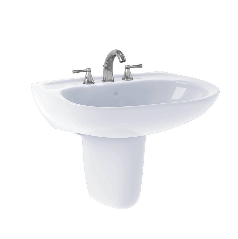 Toto Wall Mount Bathroom Sinks item LHT242.8G#03