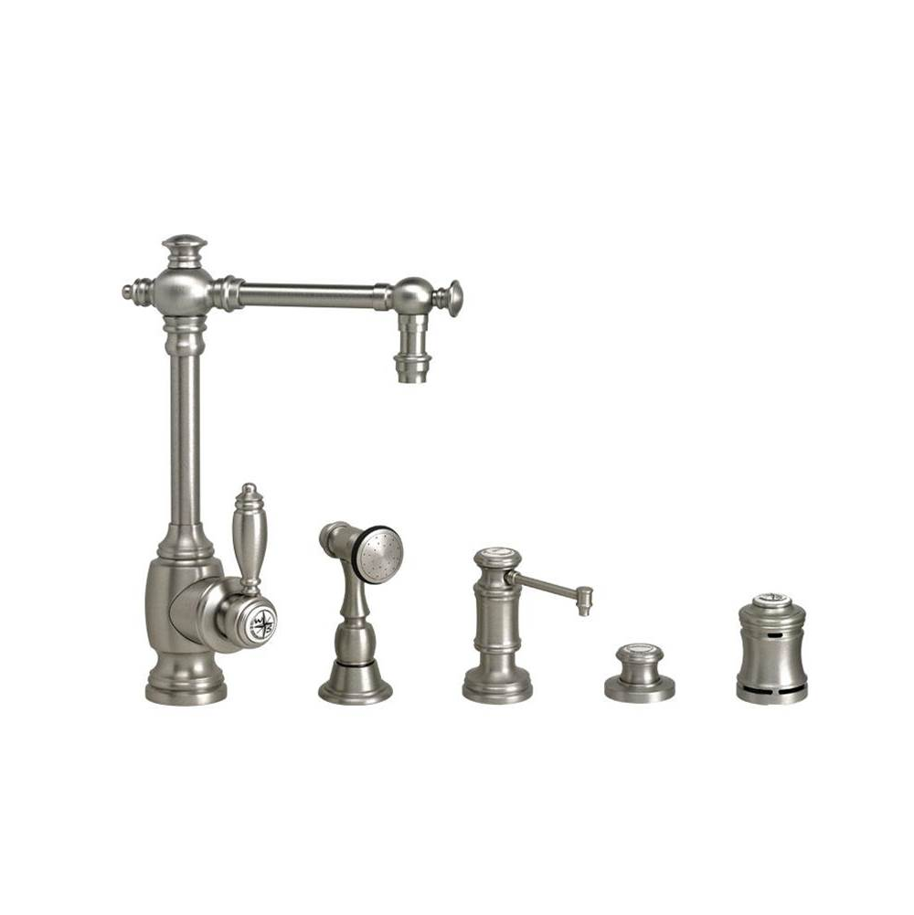 Waterstone Single Hole Kitchen Faucets item 4700-4-PC